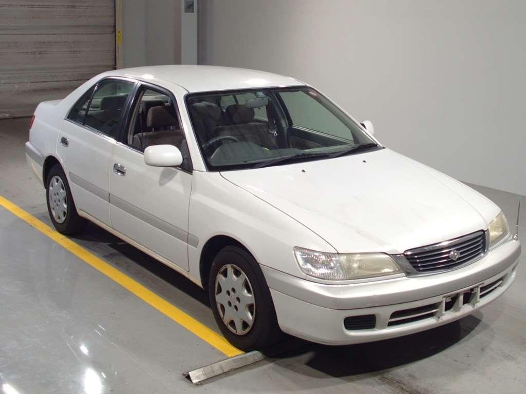 Toyota Corona Premio Silver Handle