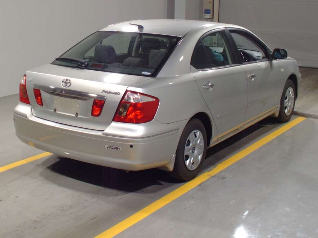 Toyota Premio Old View Pictures In A Separate Page